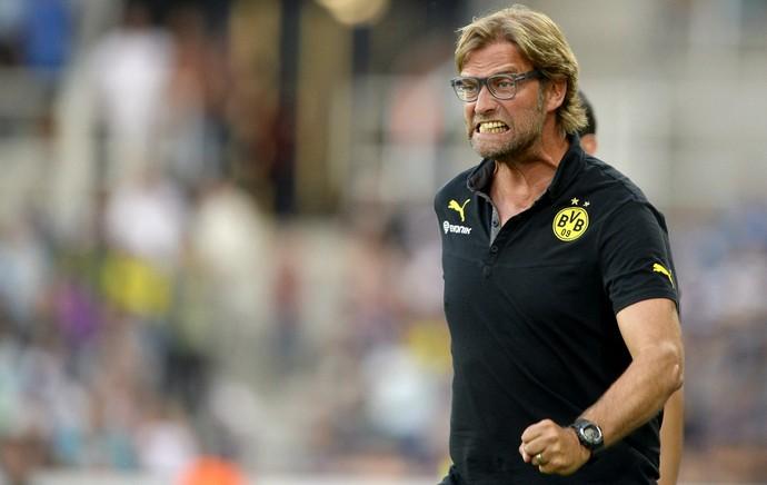 Jürgen Klopp Borussia Dortmund (Foto: EFE)