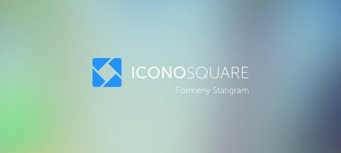 A mudança do nome para Iconosquare pode ter a ver com a proibição do Instagram (Reprodução/ Iconosquare Blog)