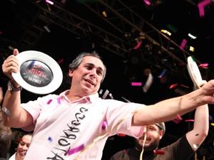 """Marcos Mata Machado, proprietário do bar """"Patorroco"""", vencedor do """"Comida di Buteco"""" 2012. (Foto: Beto Eterovick/ Divulgação)"""