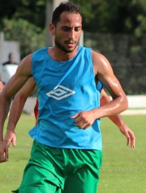 Atacante Fernando do Luverdense (Foto: Assessoria/Luverdense Esporte Clube)