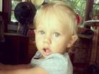 Carolinie Figueiredo posta foto da filha: 'Minha fofinha'