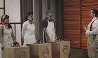 Hoje tem paródia com reality show de culinária (Globo)