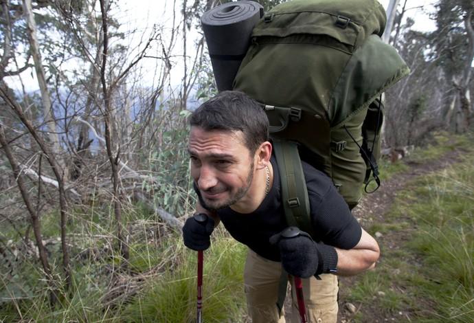 Montanhista mal da montanha euatleta (Foto: Getty Images)