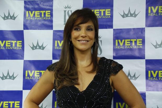 Ivete Sangalo em evento no Rio (Foto: Graça Paes/PhotoRioNews)