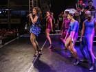 Ivete Sangalo faz show em São Paulo com participação de Preta Gil