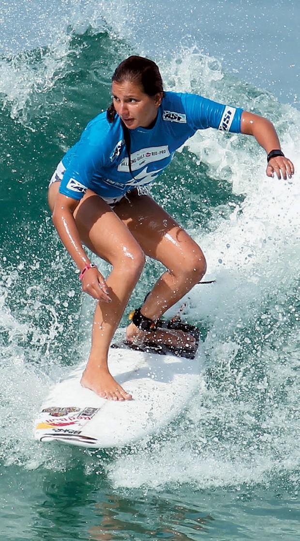 Maya Gabeira (Foto: Agência Estado)