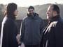 Tony Ramos e Monica Iozzi gravam as primeiras cenas de 'Vade Retro'