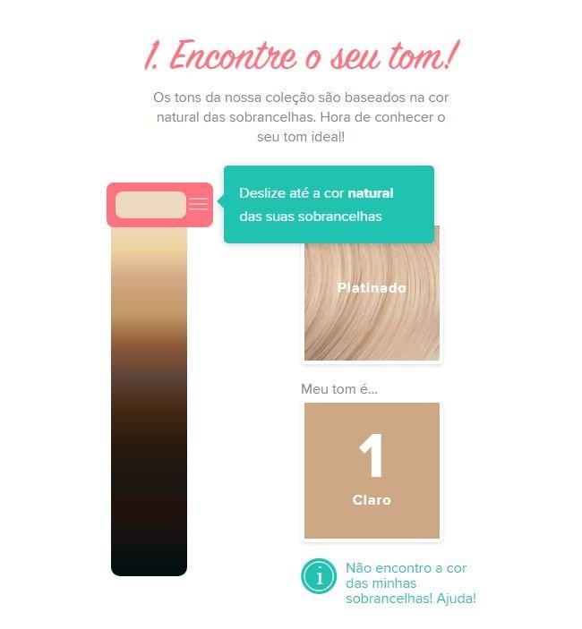 App da Benefit (Foto: Divulgação)