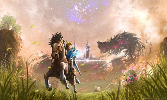 The Legend of Zelda: Breath of the Wild é o principal game do Nintendo Switch (Foto: Divulgação/Nintendo)