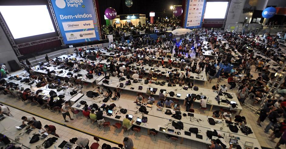 Campus Party abre inscrições para startups (Foto: Reprodução)