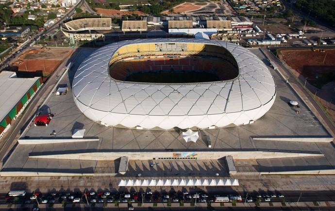 Arena Amazônia (Foto: Reuters)
