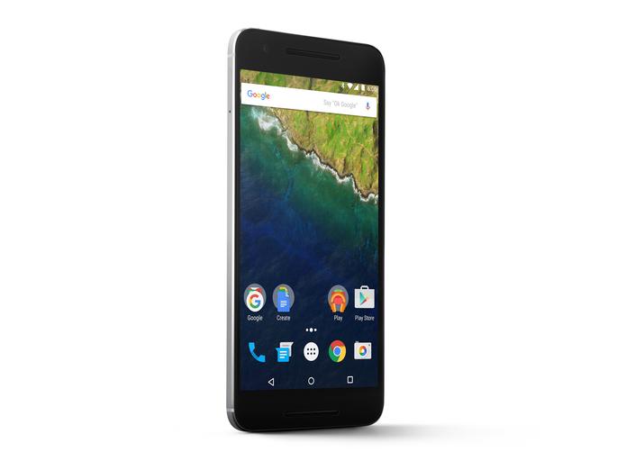 Nexus 6P (Foto: Divulgação)