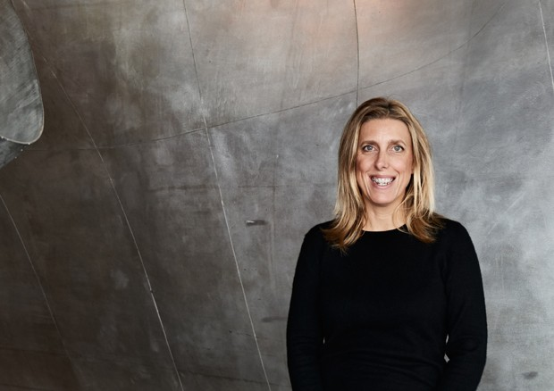 Entrevistamos a curadora da Bienal de Lyon (Foto: Beta Germano)