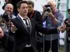Robert Downey Jr. é perdoado por posse de drogas e armas nos anos 90
