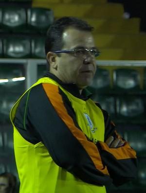 Enderson Moreira; América-MG (Foto: Reprodução/Premiere)