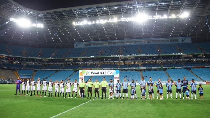 Grêmio x Ceará Primeira Liga Arena (Foto: Lucas Uebel / Grêmio / Divulgação)