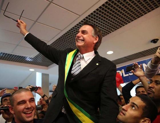 Jair Bolsonaro (Foto: RENATO S. CERQUEIRA/FUTURA PRESS/FUTURA PRESS/ESTADÃO CONTEÚDO)