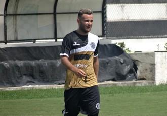 Klenisson, atacante do ASA (Foto: Leonardo Freire/GloboEsporte.com)