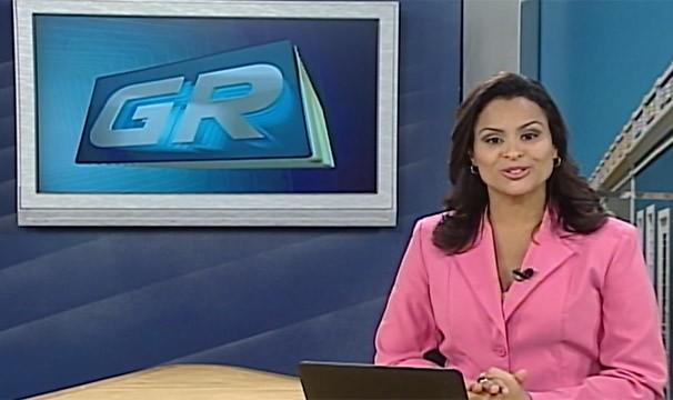 Isabella Ornellas é a nova apresentadora do GRTV 2ª edição (Foto: Divulgação TV Grande Rio/Institucional)