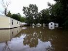 Sobe para 11 número de mortes por conta de inundações no sul dos EUA