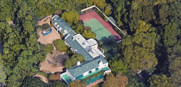casa-taylor-swift (Foto: Reprodução/Google)