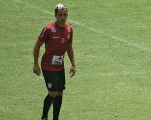 Bruno Paiva Tupi-MG meia (Foto: Raphael Lemos)