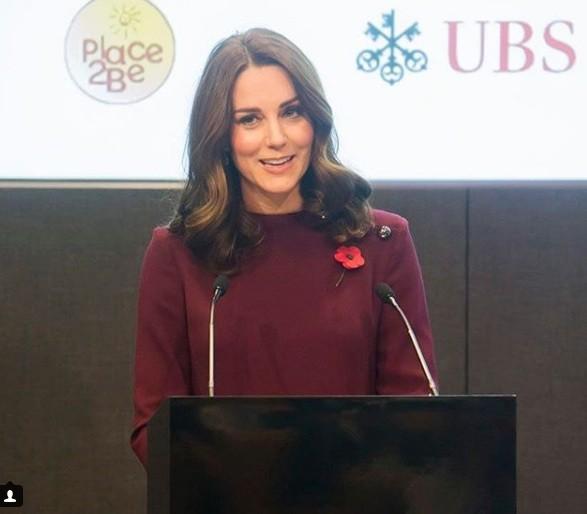 Kate Middleton faz pronunciamento sobre saúde mental das crianças (Foto: Reprodução Instagram)