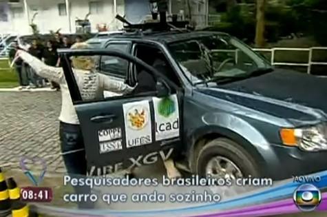 Ana Maria Braga foi atropelada ao vivo no 'Mais você' (Foto: Reprodução do YouTube)