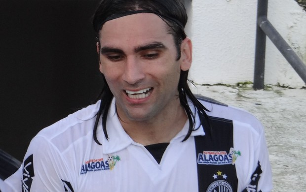 Léo Gamalho (Foto: Leonardo Freire/GLOBOESPORTE.COM)