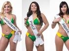 Miss Bumbum Brasil 2015: conheça todas as candidatas ao título