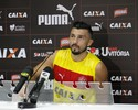 Dátolo sofre entorse no tornozelo e está fora do jogo contra o Bragantino