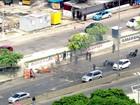 Rio vive mais um dia de violência com vias fechadas e morte de crianças