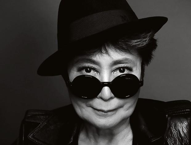Yoko Ono (Foto: Divulgação)