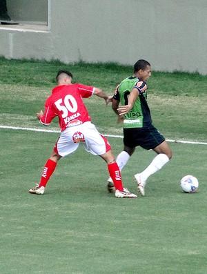 jogo entre  América-MG x Boa Esporte (Foto: Rodrigo Fuscaldi)