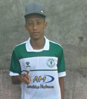 Tiquinho, Amadense (Foto: Reprodução / Facebook)