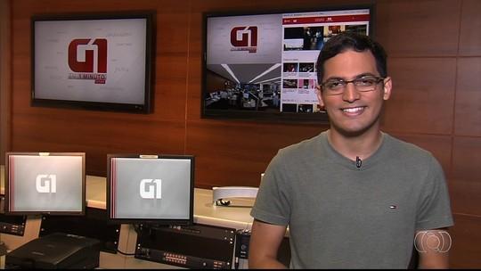 G1 em 1 Minuto: Apartamento vira cenário para exposição de arte em Goiânia