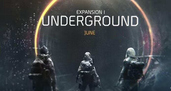 Underground é a primeira grande expansão de The Division (Foto: Divulgação/Ubisoft)