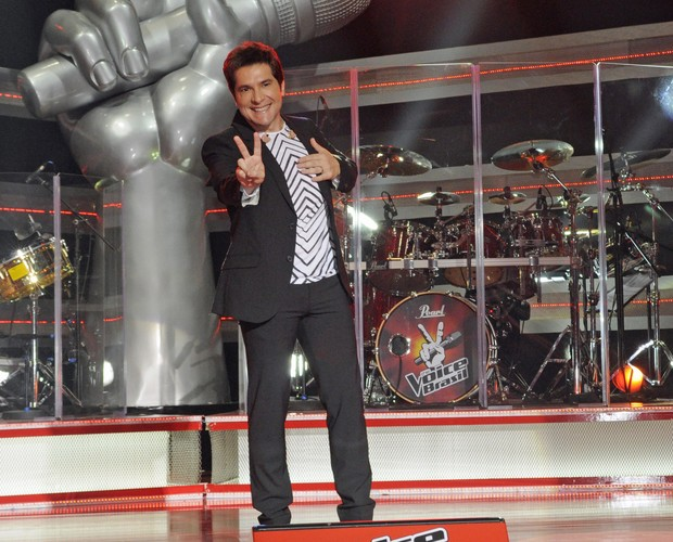 daniel destaque (Foto: Tv Globo/ The Voice)