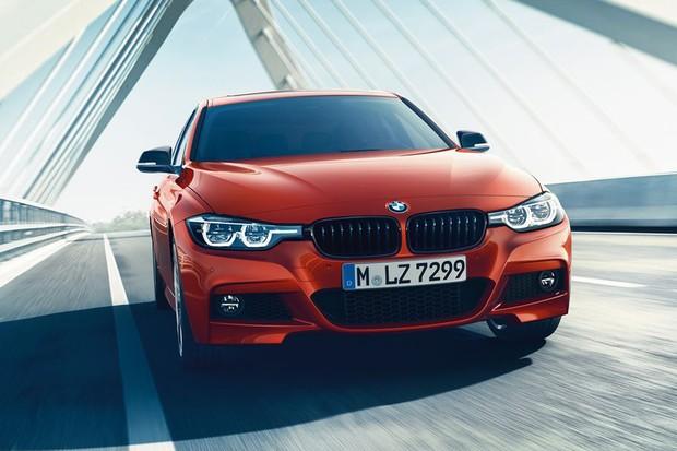 BMW Série 3 Edition M Sport Shadow (Foto: Divulgação)
