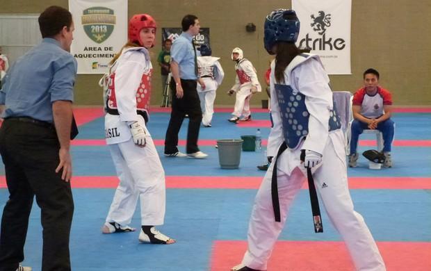 taekwondo seletivA (Foto: Divulgação)