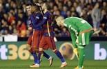 Garoto marca, Barça empata, vai à final da Copa do Rei e obtém recorde (EFE)