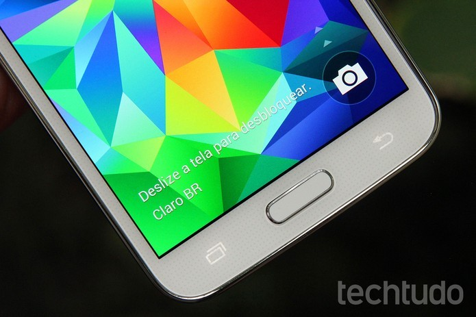 galaxy-s5-destaque-botao (Foto: Galaxy S5)