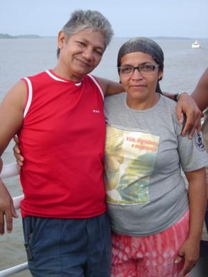 Casal de ambientalistas José Cláudio Ribeiro e Maria do Espírito Santo (Foto: Divulgação/Arquivo CNS)