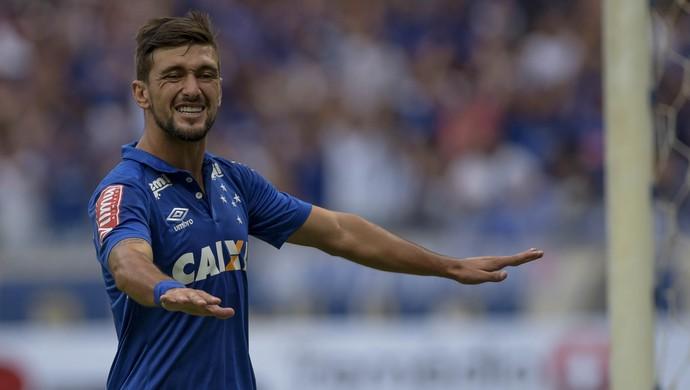 Arrascaeta; clássico; Cruzeiro; Atlético-MG (Foto:  Washington Alves/Cruzeiro)