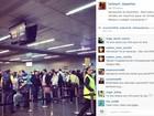 Larissa Riquelme fura fila em aeroporto e agradece no Instagram