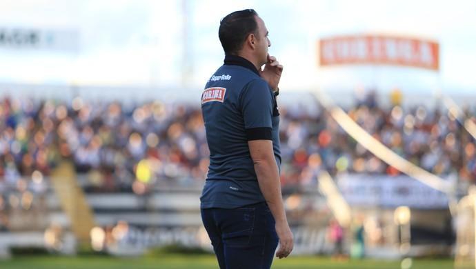 Paulo Foiani, técnico do ASA (Foto: ASA / Assessoria)