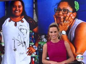 Encontro mostra projeto com catadoras em Alagoas  (Foto: Reprodução/ TV Globo)