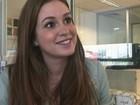 'Me preocupo com que transmito para seguidores', diz Marina Ruy Barbosa