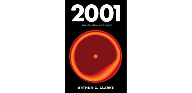 Livro 2001: Uma Odisséia no Espaço (Foto: Divulgação)