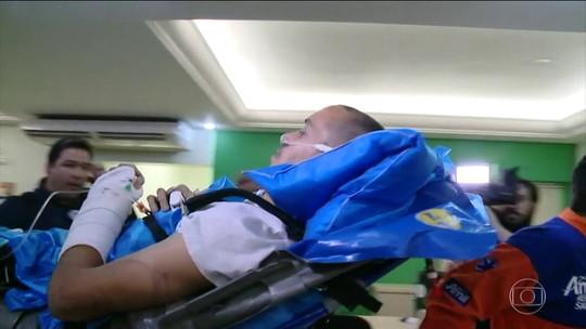 Governo da Bolívia culpa piloto e LaMia por queda de avião